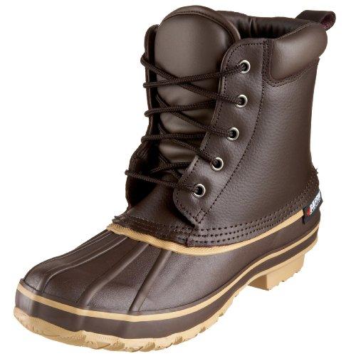 Baffin Men's Moose Rain Boot,Brown,10 M US