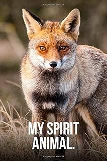 My Spirit Animal: Red Fox Journal