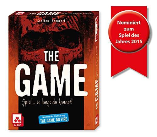 Nürnberger Spielkarten -  NSV - 4034 - The