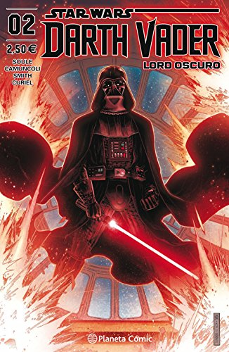 Star Wars Darth Vader Lord Oscuro nº 02/25: 1 (Star Wars: Cómics Grapa Marvel)