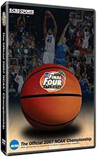 The Official 2007 NCAA Championship - Men's Basketball