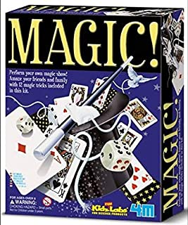 4M Fun Science Kidz Labs / Magic Educational Toys