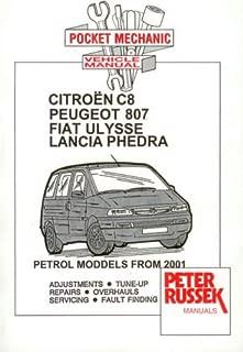 Best peugeot 807 manual Reviews