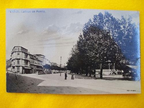 Antigua Postal - Old Postcard : Cantón de Molins - FERROL