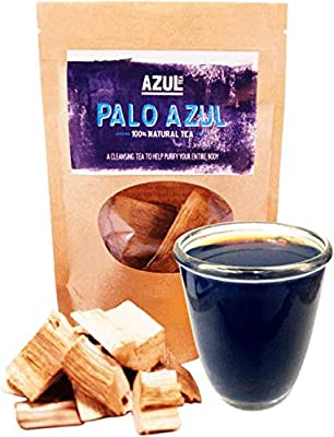 Palo Azul Kidney Wood - 7oz (Natural Detox) Azul Tea by Azul Tea Llc