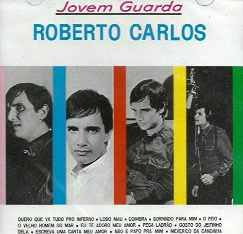 Roberto Carlos - Jovem Guarda [CD]