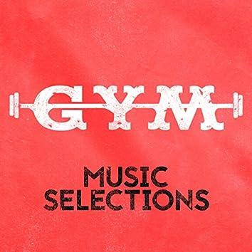 Gym Music Selections