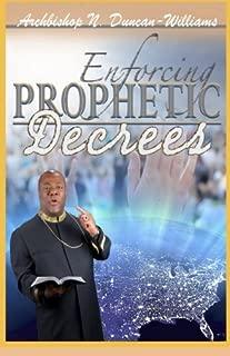 Best enforcing prophetic decrees Reviews
