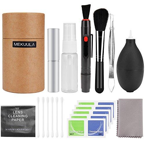 カメラクリーニング キット レンズクリーナー 一眼レフ用 掃除用品 MEKUULA 清掃簡単 ブロアー/レンズペン