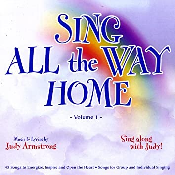 Sing All the Way Home, Volume 1 (Mp3 Format - 90 Tracks)