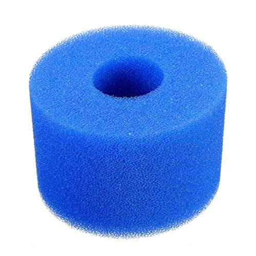 Cartuccia filtro vasca 2pcs Filter Sponges for INTEX BURBUJA Jetted Spas Pure-SPAS PUR SPA Espuma espuma de espuma de espuma de hidromasaje Filtros de bañera de hidromasaje Tipo de cartucho Re