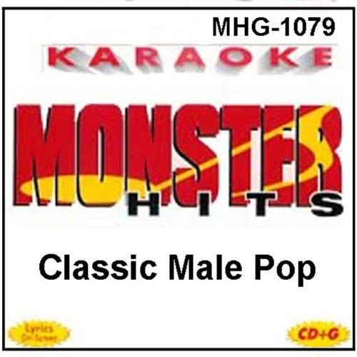 Monster Hits Karaoke #1079 - Classic Male Pop