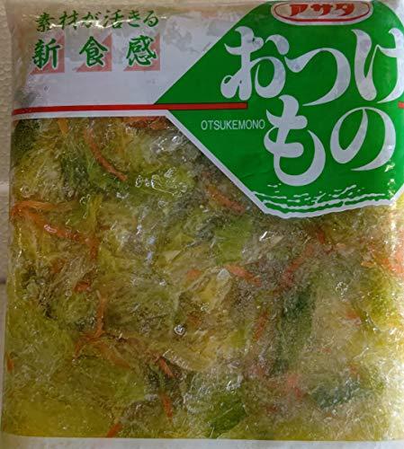 アサダ 浅漬けキャベツ 500gx30P 漬け物 冷凍