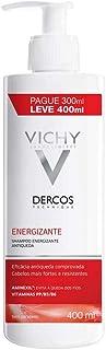 Vichy Dercos Technique Shampoo Energizante Antiqueda com Aminexil e Vitaminas 400ml