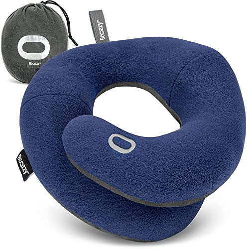 BCOZZY Chin Supporting Travel Pillow- Unique...