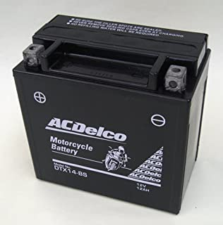 ACデルコ バイクバッテリー DTX14-BS