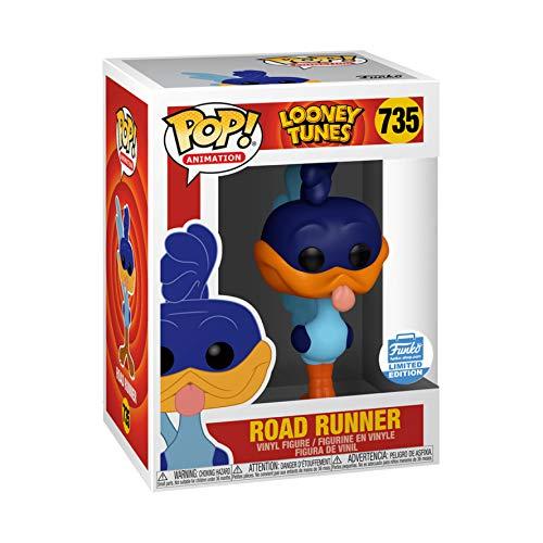 Funko POP! Animacion: Looney Tunes Road Runner #735 Exclusivo [Agotado]