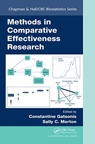 Methods in Comparative Effectiveness Research (Chapman & Hall/CRC Biostatistics Series)