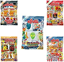 eFrutti Gummi Candy Variety Party (5 Pack)