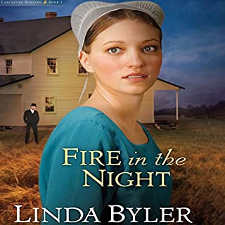 Fire in the Night audiobook cover art