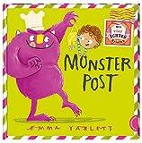 Monsterpost: Mit vier echten Briefen zum Aufklappen