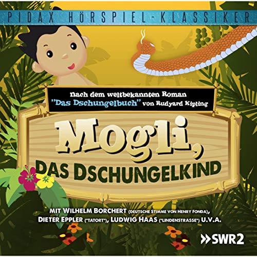 Mogli, das Dschungelkind Titelbild