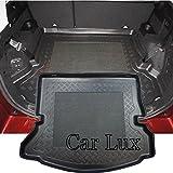 Car Lux AR04527 - Alfombra Protector Cubre Maletero a Medida para Grand Scenic IV 7 plazas Desde 2016- con Antideslizante para Grand Scenic IV