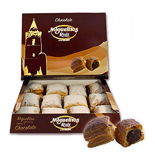 Miguelitos de La Roda 'Ruiz' (Chocolate)