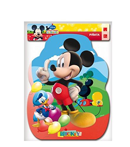 Mickey Mouse–Pignatta profilo palline, 33x 46cm...