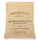 Graines de Moutarde 250g • Edmond Fallot • Made in France • Graines de Moutarde produites en Bourgogne
