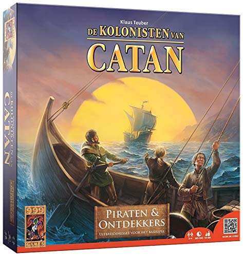 Catan: Piraten en Ontdekkers Bordspel