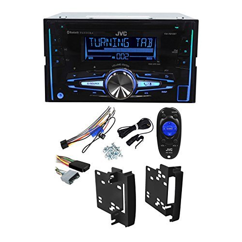 Jeep Wrangler 07-11 JVC KW-R910BT Stereo/CD Player Receiver Factory Replacement