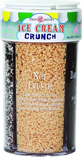 Dean Jacobs Ice Cream Crunch - Lg-4.5 oz