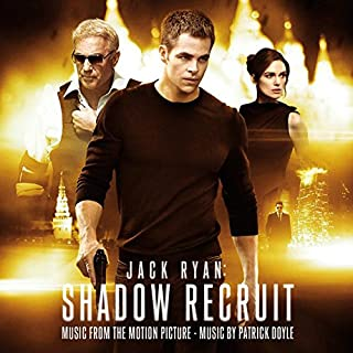 Jack Ryan: Shadow Recruit Score  Original Soundtrack