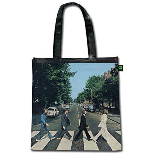 The Beatles - Umhängetasche - Shopper Tasche - Abbey Road - Logo