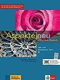 Aspekte neu B2: Mittelstufe Deutsch. Lehr- und Arbeitsbuch mit Audio-CD, Teil 2 (Aspekte neu / Mittelstufe Deutsch)