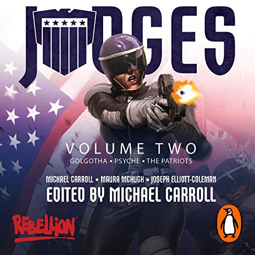 Judges: Volume Two cover art