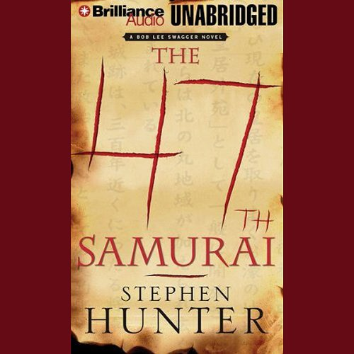 The 47th Samurai audiobook cover art