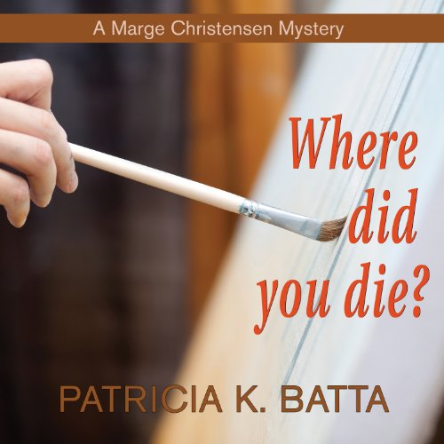 Where Did You Die? audiobook cover art
