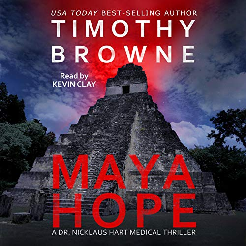 Maya Hope (A Medical Thriller) audiobook cover art