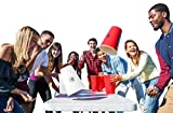 Wicked Big Sports Supersized Flip Cup Outdoor/Indoor Sport Tailgate Games
