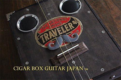 シガーボックスギター装飾パーツ! ひげペンダント!
