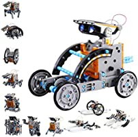 Save on Innoo Tech STEM 12-in-1 Education Solar Robot Toy