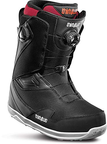 ThirtyTwo Tm 2 Double Boa Snowboard Boots 47 EU Black
