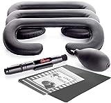 KIWI Design per HTC Vive - Sostituzione della gomma piuma per HTC VIVE VR maschera d'occhi...