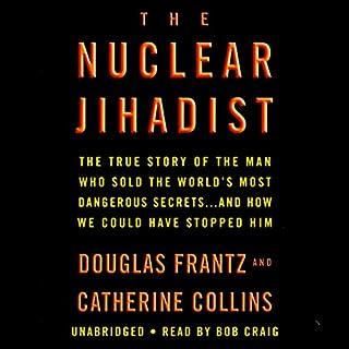 The Nuclear Jihadist  audiobook cover art