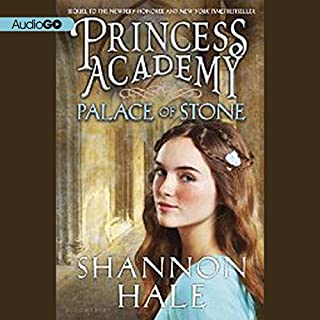 Palace of Stone audiobook cover art
