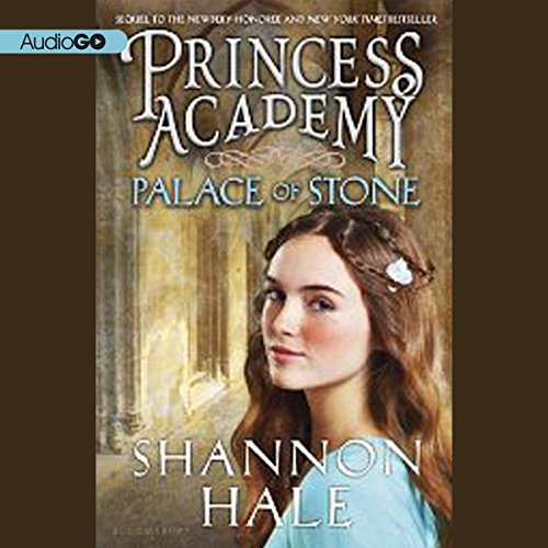Palace of Stone Audiobook By Shannon Hale cover art