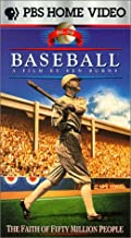 Baseball - Inning 3, The Faith of Fifty Million People 1910-1920  VHS