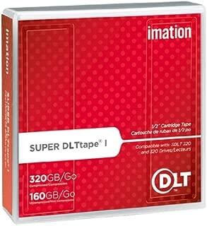 Imation 16260 Super DLT Type I SDLT - 110/220GB SDLT320-160/320GB Data Cartridge